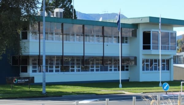 Taupo District Council host May BA5